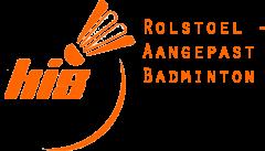 Rolstoel-en-aangepast badminton