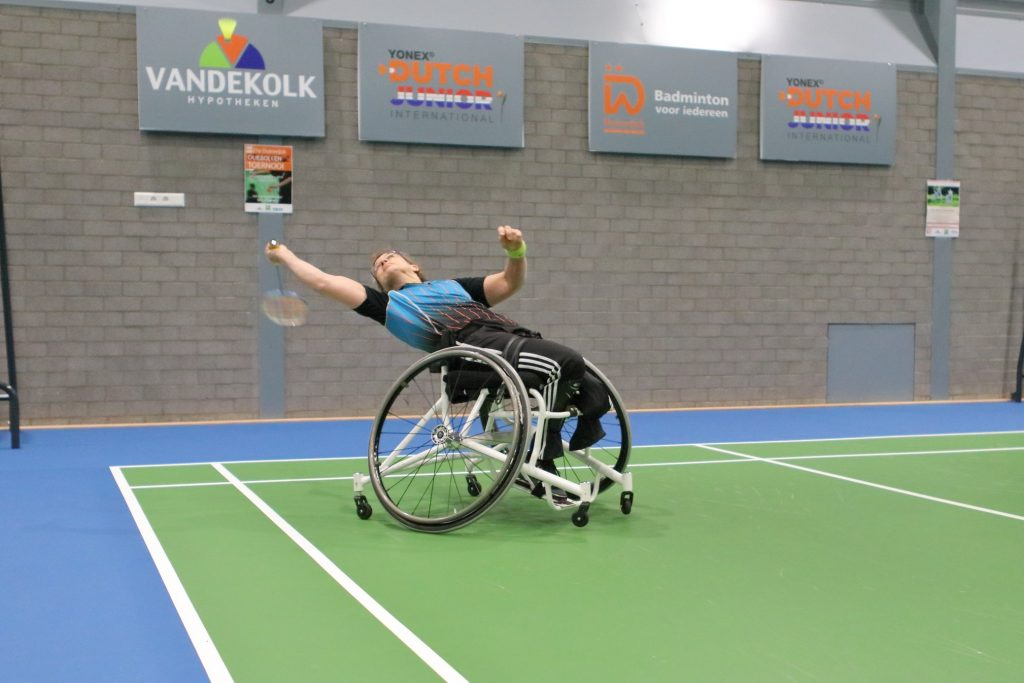parabadminton-sportvereniging KIS